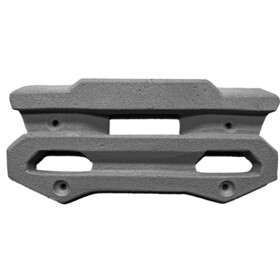 Ergoholds Mini Hang Board, grigio